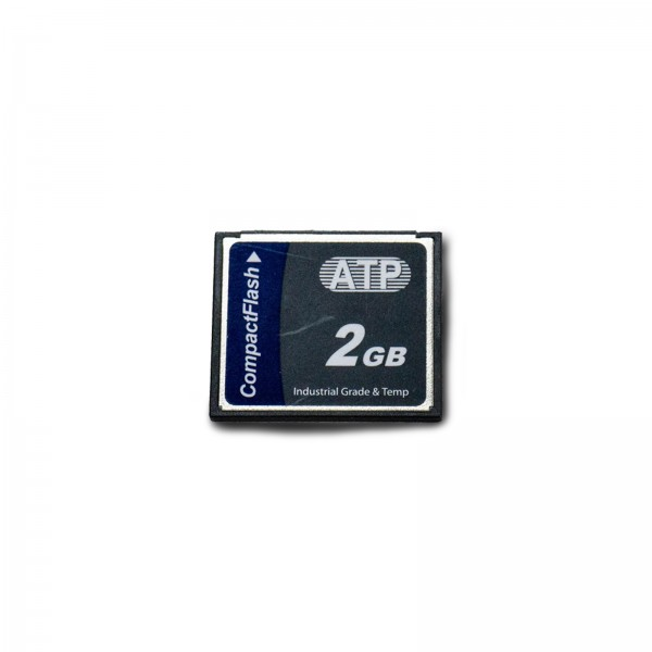 CF Industrial Card, 2GB
