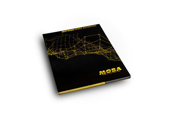 MOBA Notepads